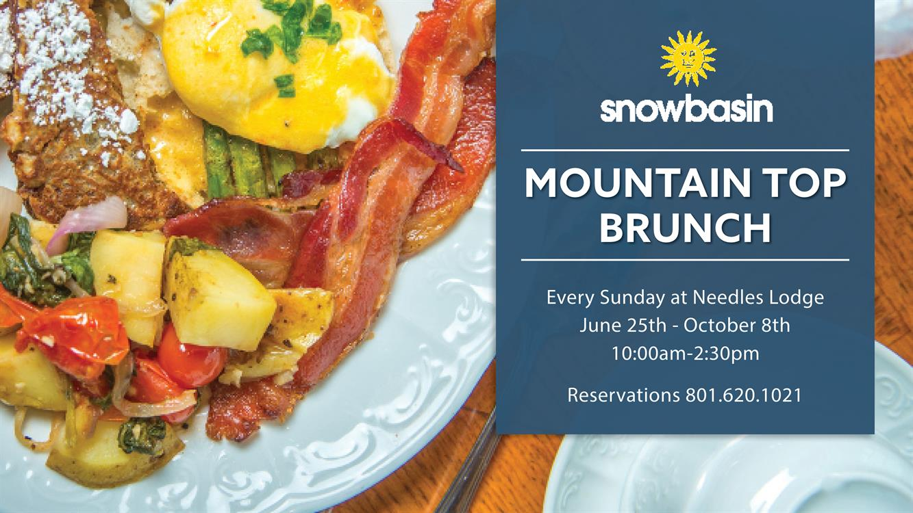 Mountain Top Brunch