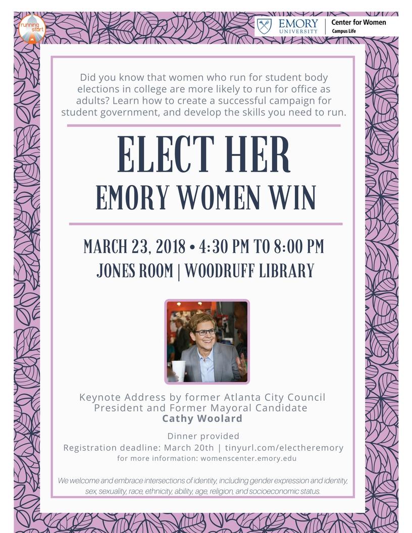 Emory Women Win