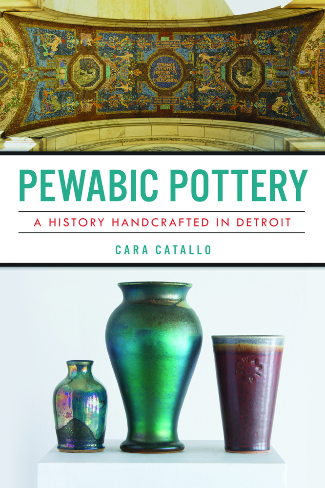 Pewabic Pottery: A History Handcrafted book-signing event