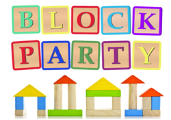 Play and Learn Block Party