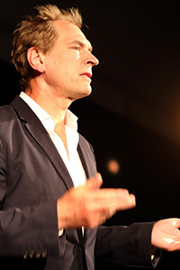 Schwartz Artist-in-Residence<br> Julian Sands<br><em> A Celebration of Harold Pinter</em>
