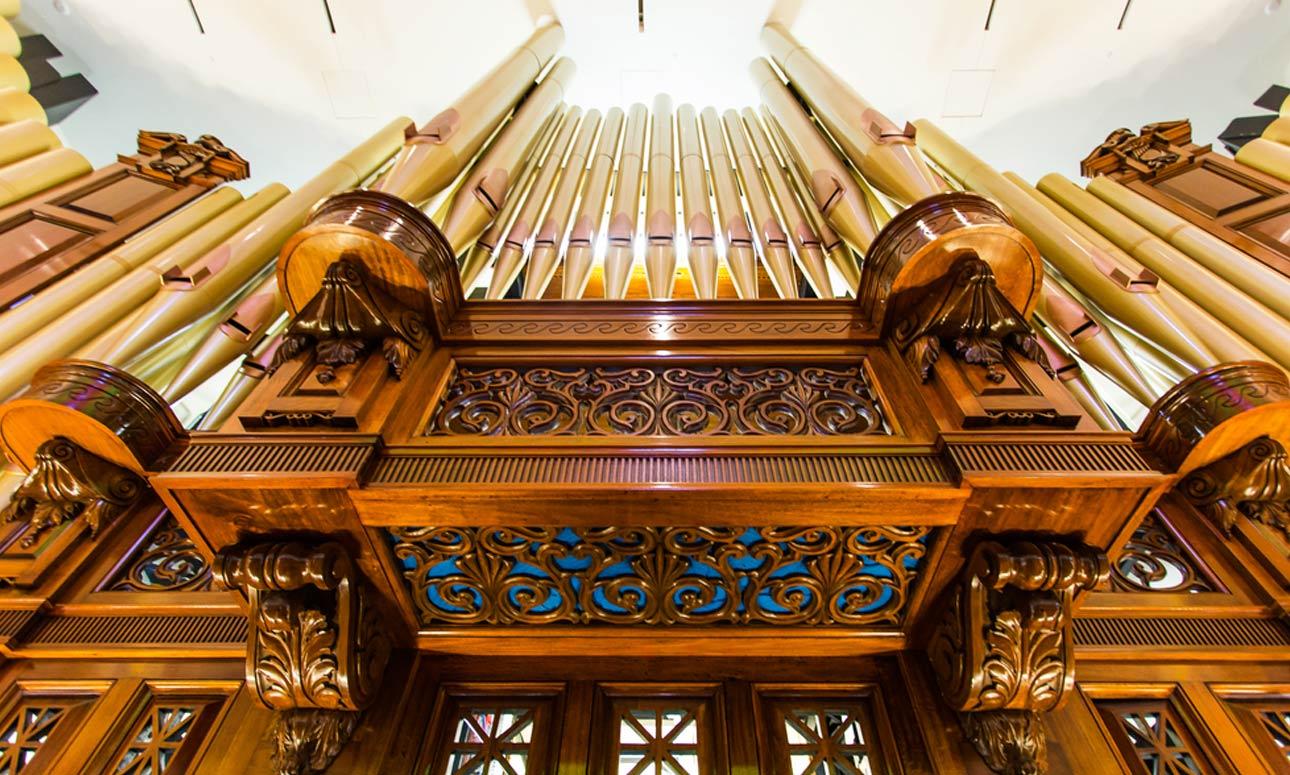 Organ Concert: Albrecht Koch
