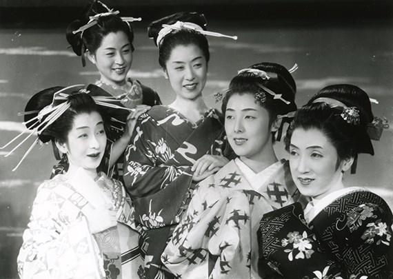 japanese females