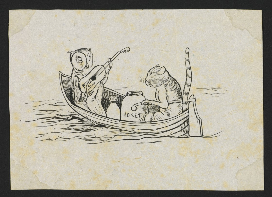 Edward Lear's Happiness