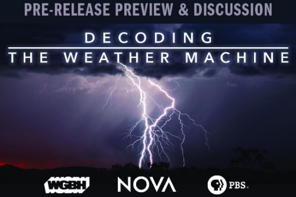 Pre-Release Preview & Discussion: DECODING THE WEATHER MACHINE