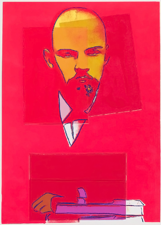 Modern Art in Technicolor: Warhol's 'Lenin' and 'The Manchurian Candidate' (1962)