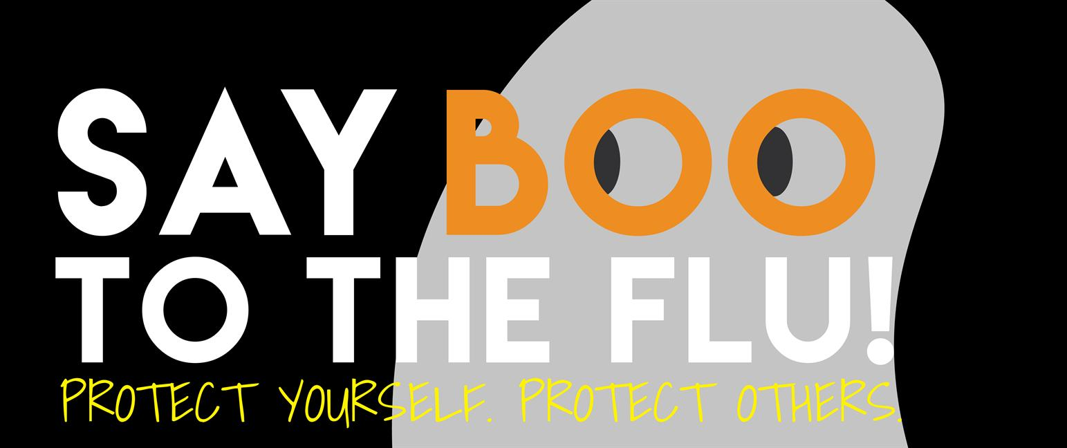 Say BOO to the Flu 10.17