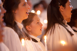 <em>A Festival of Nine Lessons & Carols</em> <br>