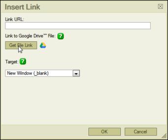 Trumba Help: Link to Google Drive files