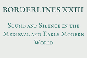 Borderlines XXIII - Call For Papers