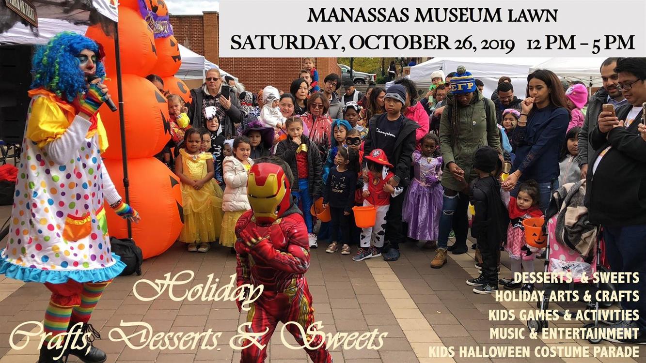Manassas Holiday Crafts, Desserts & Sweets
