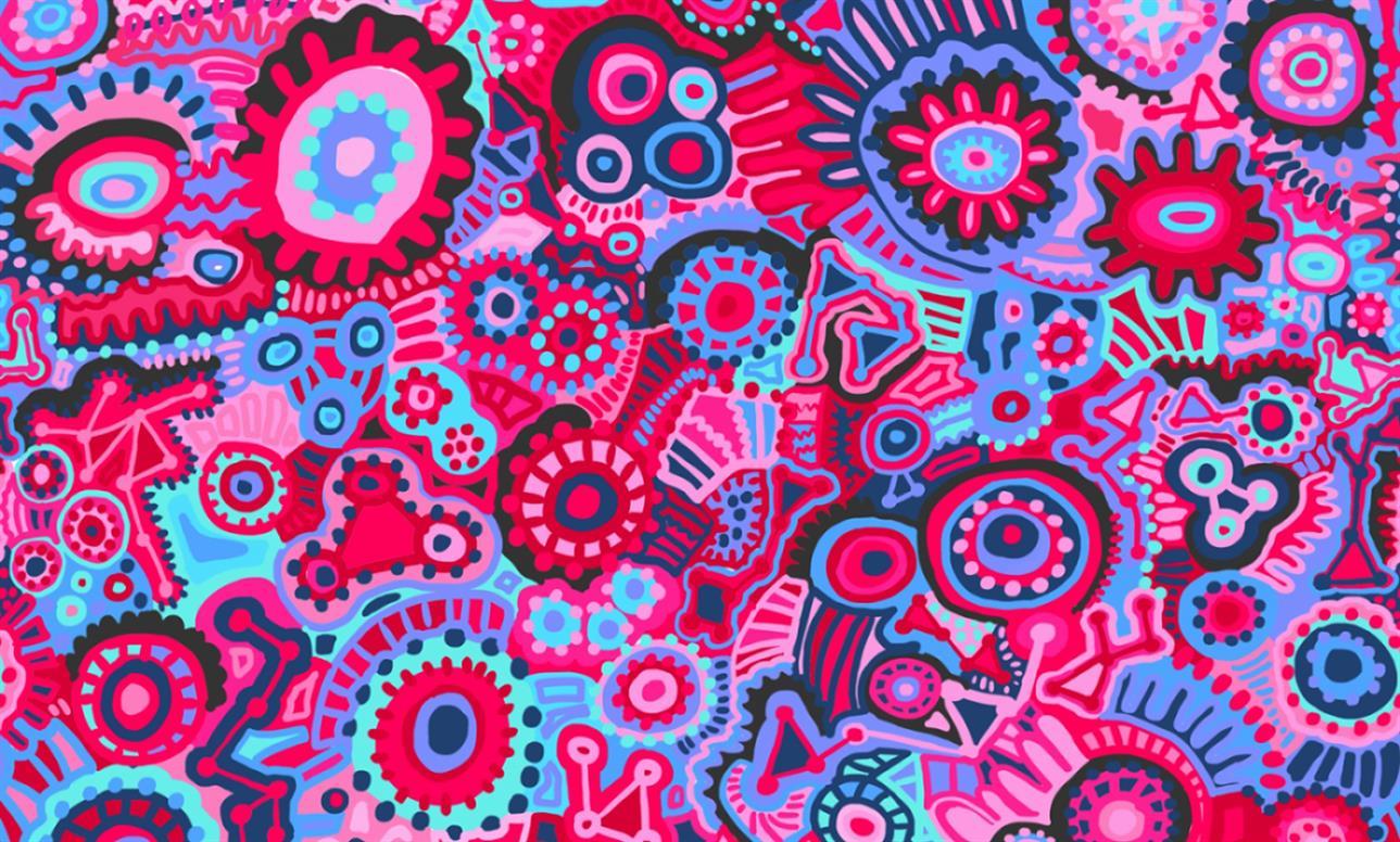 'Mpampaintji Pintjamu' by Arkie Barton