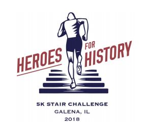 Heroes For History Stair Challenge 5K Race
