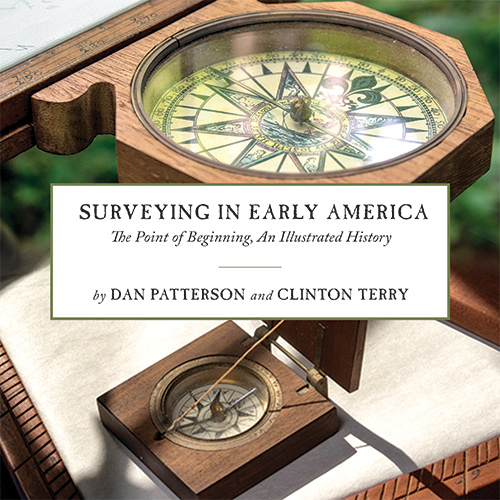 Surveying in Colonial America: The Point of Beginning