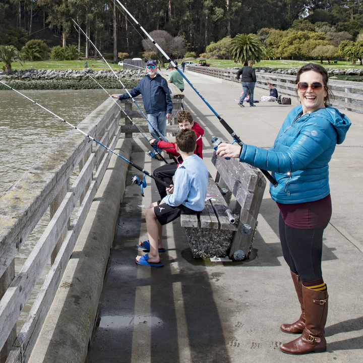 Learn How to Pier Fish