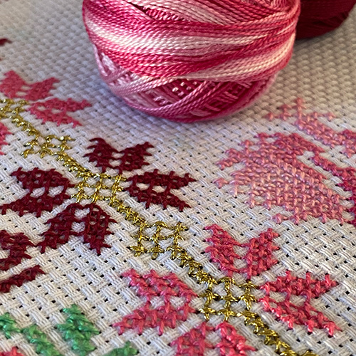 Palestinian Embroidery 101: The Tatreez Sampler Series