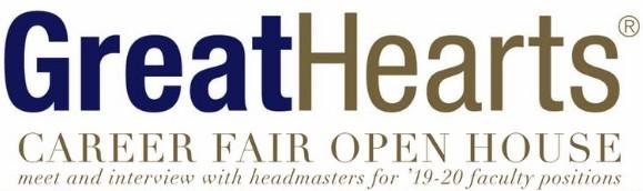 Great Hearts Texas Career Fair Open House