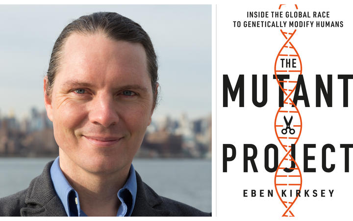 BOOK TALK: The Mutant Project: Inside the Global Race to Genetically Modify Humans by Eben Kirksey