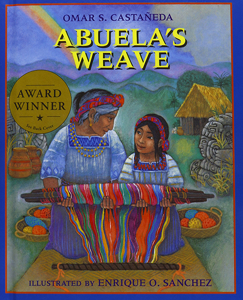Storybook Reading and Activity: Abuela's Weave