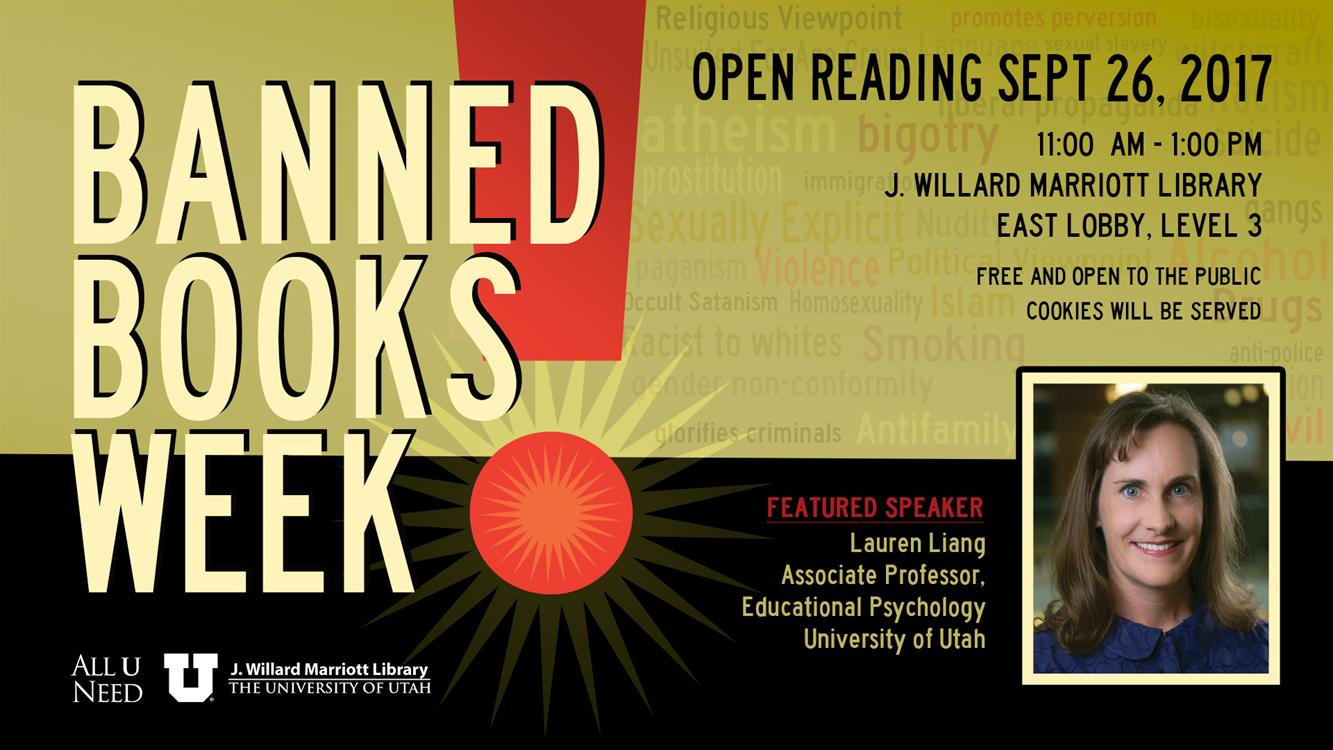 Banned Books - Open Reading