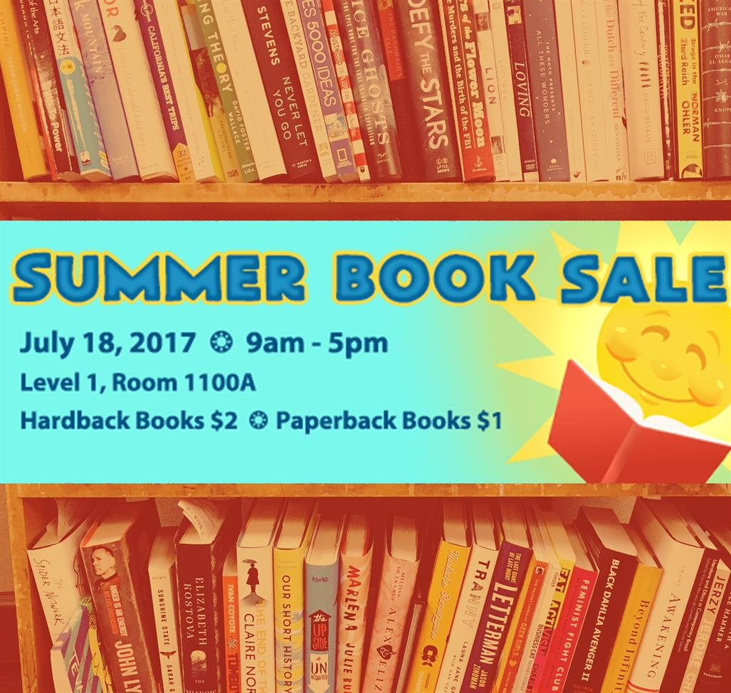 Summer Book Sale!