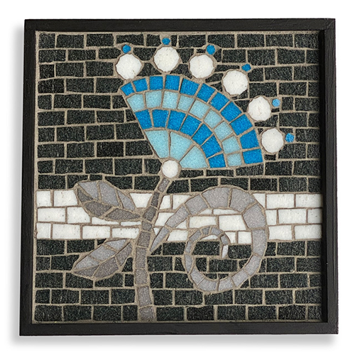 Contemporary Glass Mosaics
