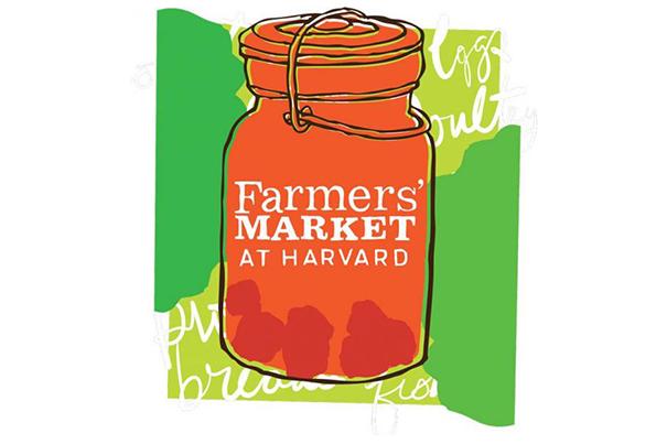 Farmer's Market at Harvard