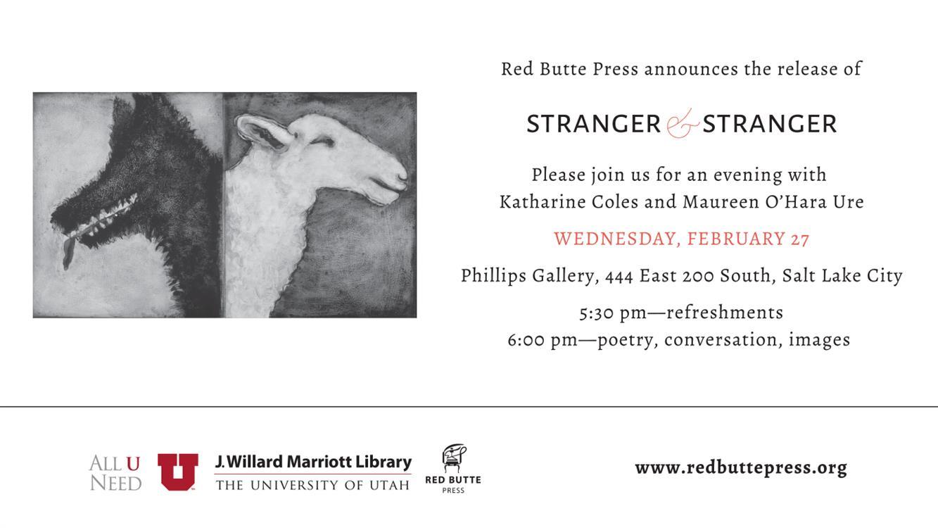 Stranger & Stranger Reception