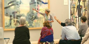 Book Project: Art Rx - tour for individuals with chronic pain