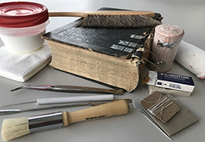 Simple Book Repairs for At-home Curators   Christopher McAfee