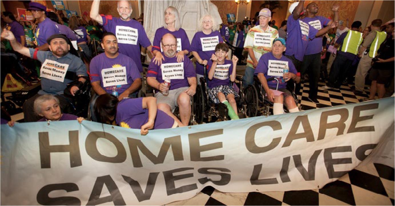 """Film Screening: """"The Care Revolution"""" w/Sonia De La Cruz and Bob Bussel"""