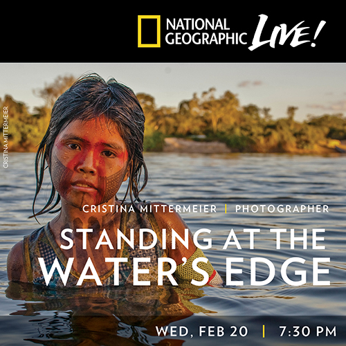 National Geographic Live! presents Christina Mittermeier