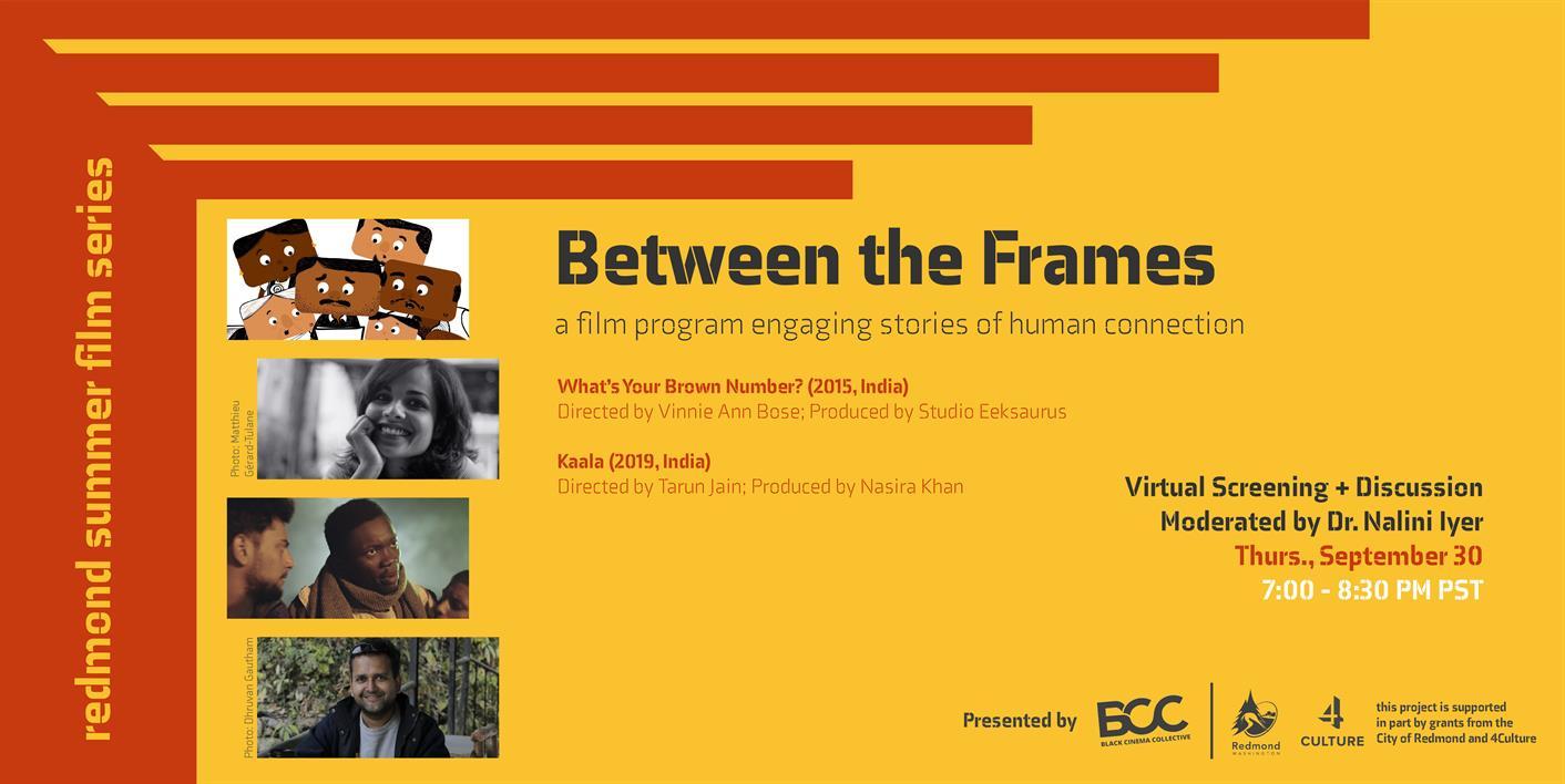 BETWEEN THE FRAMES - Virtual Screening