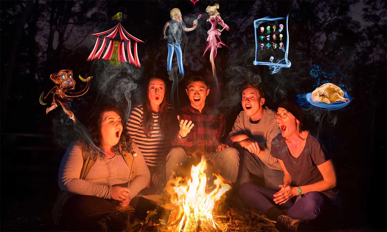 Around the Campfire - Big Fork Theatre