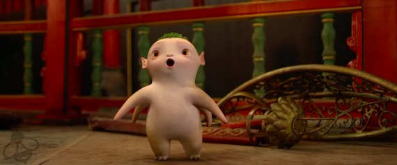 "Film: ""Monster Hunt"""