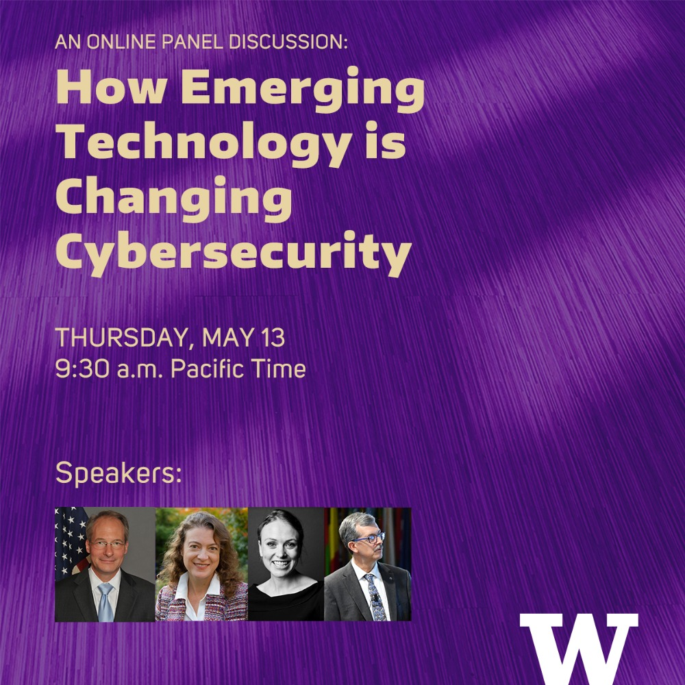 PANEL DISCUSSION | How Emerging Technology is Changing International Security