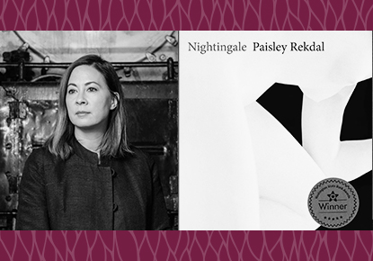 WA State Book Awards: Classics and Cocktails with Paisley Rekdal