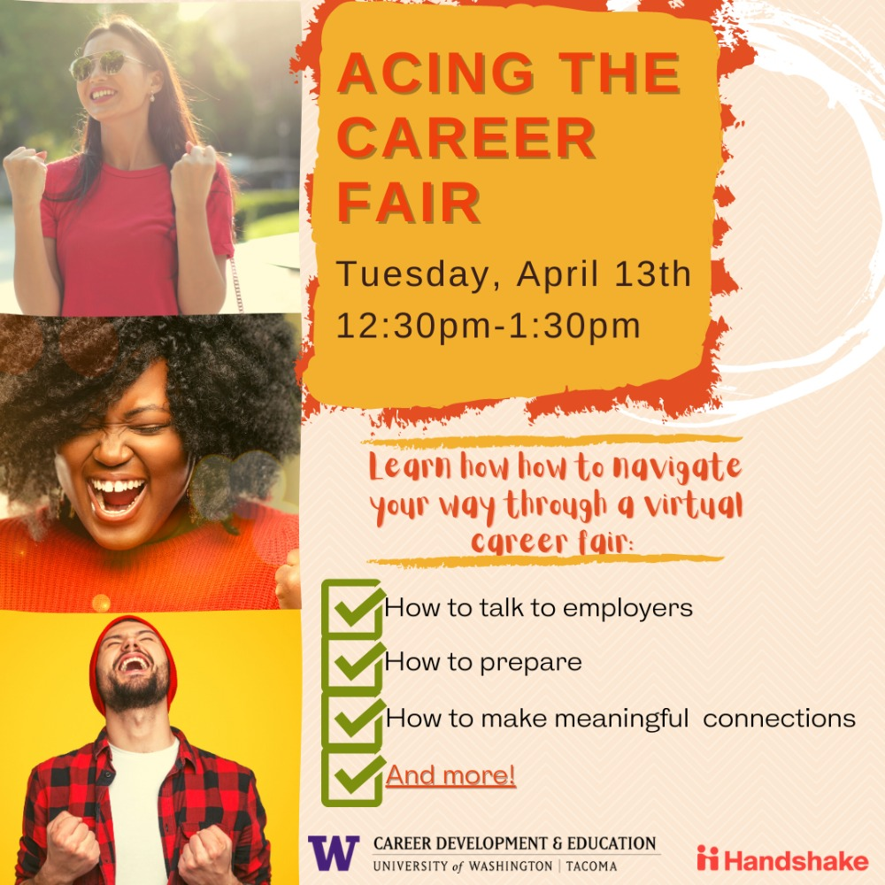 Acing the Career Fair