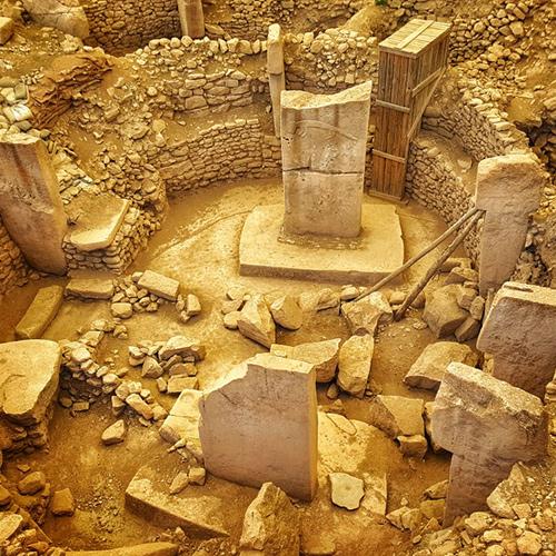 The Mystery of Ancient Megalith Göbekli Tepe