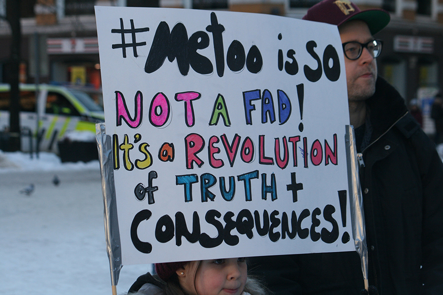 #metoo: Truths and Consequences
