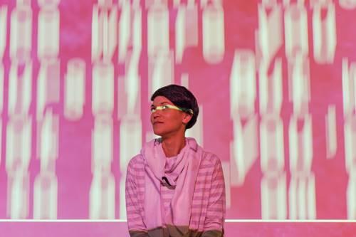 """I'm glad you asked"": Virtual Talk by LA-based Artist Lauren Lee McCarthy"