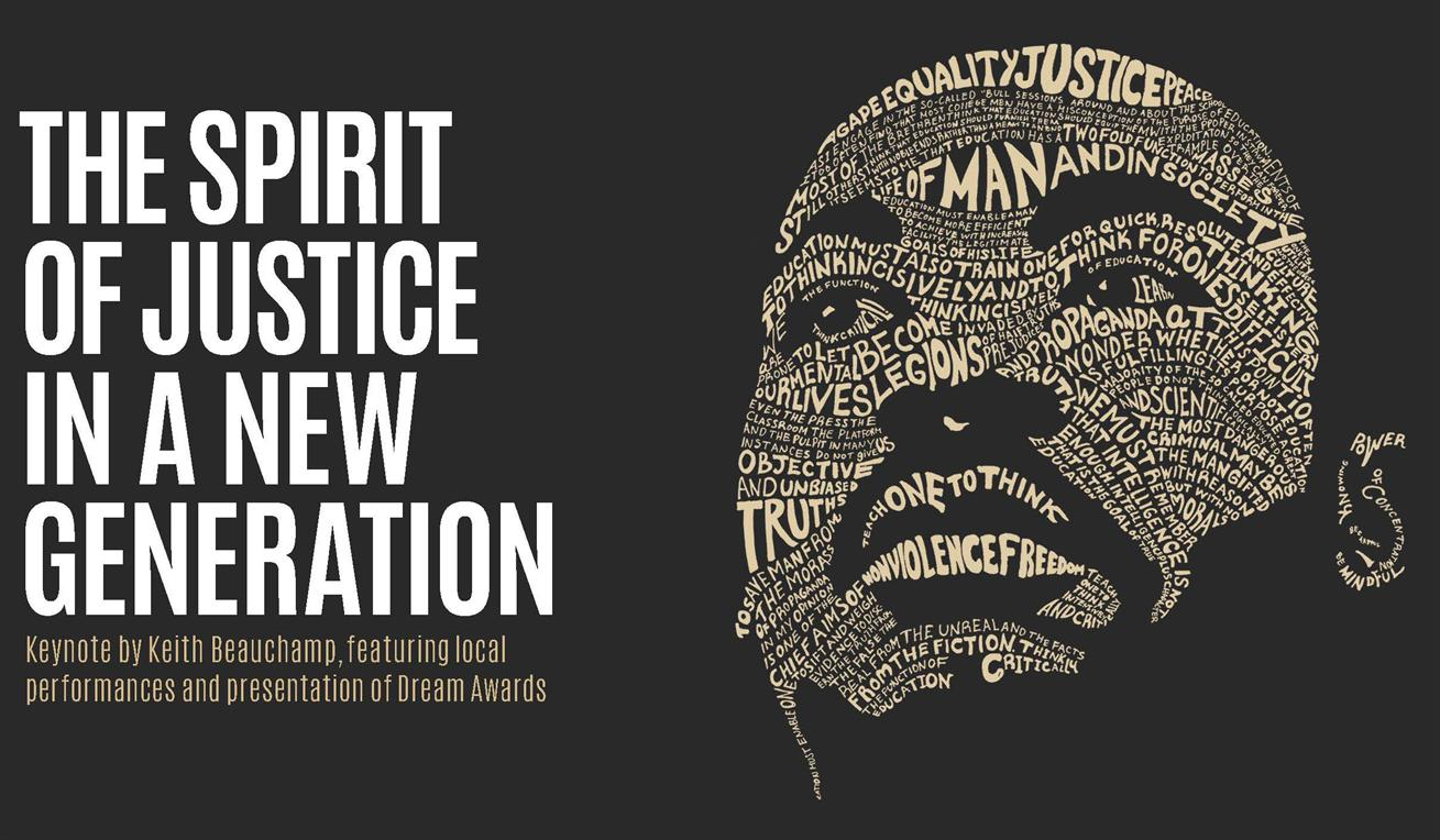 MLK Breakfast: The Spirit of Justice in a New Generation