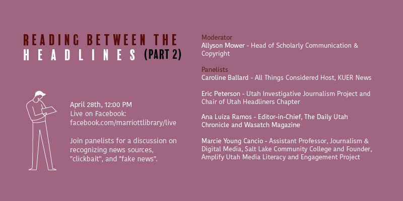 Reading Between the Headlines (Part 2) - Panel Discussion