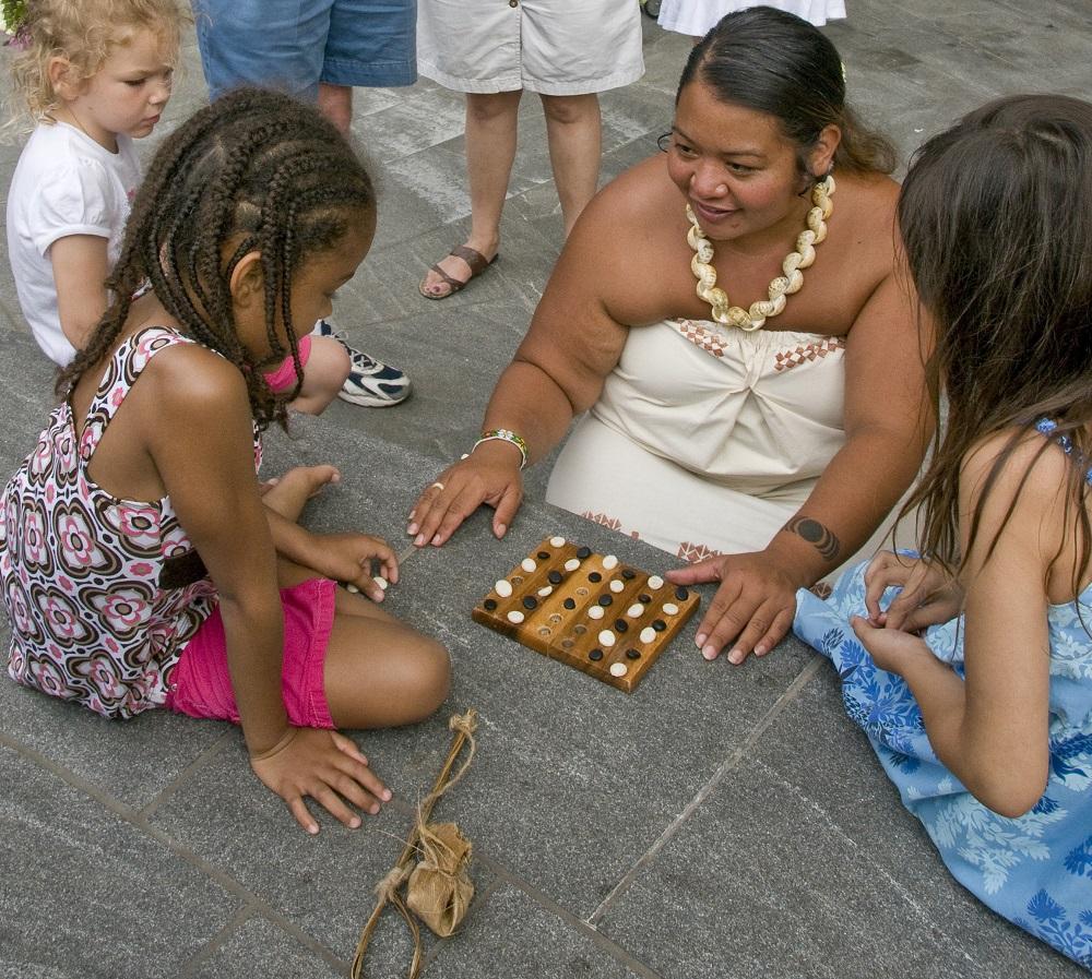 Summer Virtual Field Trip: Native Games of the Americas