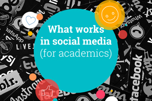 Could social media help your academic career?