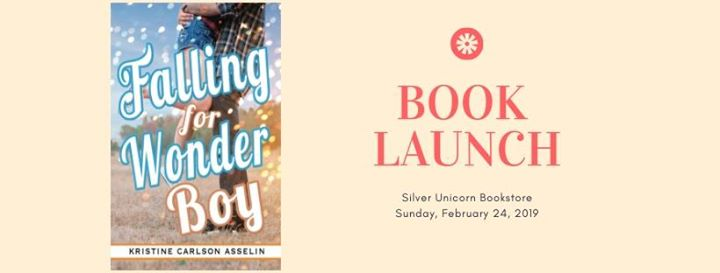 Book Launch for Falling for Wonder BOY