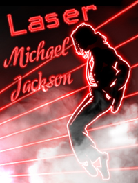 Laser Michael Jackson