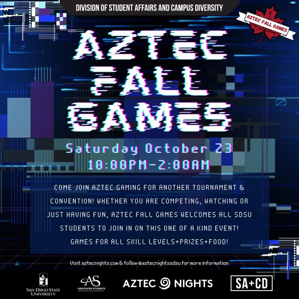 Aztec Nights: Aztec Fall Games
