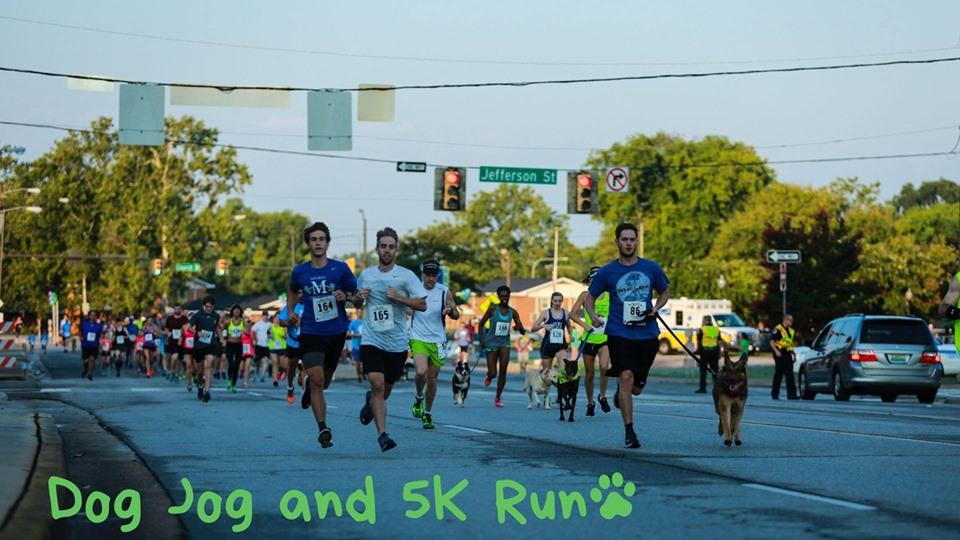 Dog Jog and 5K Run