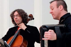 Two 2 Tango, Accordion & Cello - Enescu International Chamber Music Festival